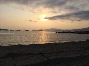 Sunset Beach JUl 2015